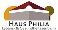 Haus Philia Lebens- & Gesundheitszentrum Logo